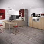Фото Яркие акценты в интерьере кухни - 02062017 - пример - 076 interior of the kitchen