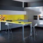 Фото Яркие акценты в интерьере кухни - 02062017 - пример - 078 interior of the kitchen