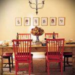 Фото Яркие акценты в интерьере кухни - 02062017 - пример - 086 interior of the kitchen
