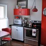 Фото Яркие акценты в интерьере кухни - 02062017 - пример - 087 interior of the kitchen