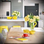 Фото Яркие акценты в интерьере кухни - 02062017 - пример - 088 interior of the kitchen