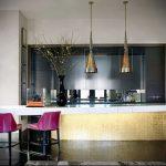 Фото Яркие акценты в интерьере кухни - 02062017 - пример - 089 interior of the kitchen