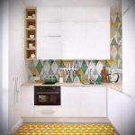 Фото Яркие акценты в интерьере кухни - 02062017 - пример - 090 interior of the kitchen