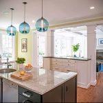 Фото Яркие акценты в интерьере кухни - 02062017 - пример - 091 interior of the kitchen