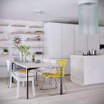 Фото Яркие акценты в интерьере кухни - 02062017 - пример - 092 interior of the kitchen