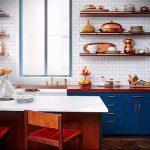 Фото Яркие акценты в интерьере кухни - 02062017 - пример - 094 interior of the kitchen