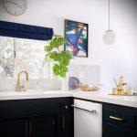 Фото Яркие акценты в интерьере кухни - 02062017 - пример - 097 interior of the kitchen