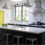 Фото Яркие акценты в интерьере кухни - 02062017 - пример - 099 interior of the kitchen