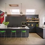 Фото Яркие акценты в интерьере кухни - 02062017 - пример - 101 interior of the kitchen