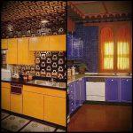 Фото Яркие акценты в интерьере кухни - 02062017 - пример - 103 interior of the kitchen