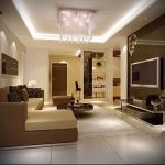 Фото Дизайн гостиной - 21072017 - пример - 034 Living room design