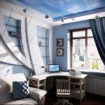 Фото Морской стиль в интерьере - 01072017 - пример - 031 Marine style in the interior