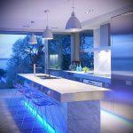 Фото Свет в интерьере кухни - 19072017 - пример - 001 Light in the interior of the kitchen