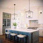 Фото Свет в интерьере кухни - 19072017 - пример - 002 Light in the interior of the kitchen