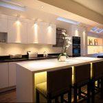 Фото Свет в интерьере кухни - 19072017 - пример - 004 Light in the interior of the kitchen