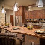 Фото Свет в интерьере кухни - 19072017 - пример - 007 Light in the interior of the kitchen