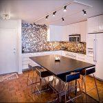 Фото Свет в интерьере кухни - 19072017 - пример - 008 Light in the interior of the kitchen 2342222