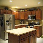 Фото Свет в интерьере кухни - 19072017 - пример - 013 Light in the interior of the kitchen