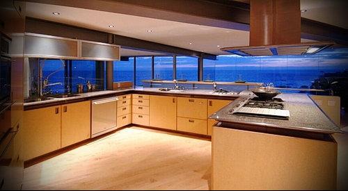 Фото Свет в интерьере кухни - 19072017 - пример - 016 Light in the interior of the kitchen