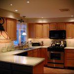 Фото Свет в интерьере кухни - 19072017 - пример - 022 Light in the interior of the kitchen
