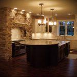 Фото Свет в интерьере кухни - 19072017 - пример - 022 Light in the interior of the kitchen 24221242