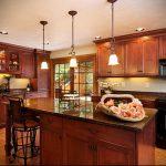 Фото Свет в интерьере кухни - 19072017 - пример - 024 Light in the interior of the kitchen