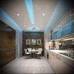 Фото Свет в интерьере кухни - 19072017 - пример - 026 Light in the interior of the kitchen