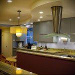 Фото Свет в интерьере кухни - 19072017 - пример - 037 Light in the interior of the kitchen