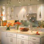 Фото Свет в интерьере кухни - 19072017 - пример - 039 Light in the interior of the kitchen