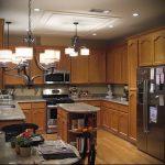 Фото Свет в интерьере кухни - 19072017 - пример - 043 Light in the interior of the kitchen