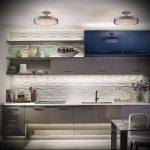 Фото Свет в интерьере кухни - 19072017 - пример - 047 Light in the interior of the kitchen