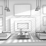 фото Дневной свет в интерьере от 11.08.2017 №058 - Daylight in the interior