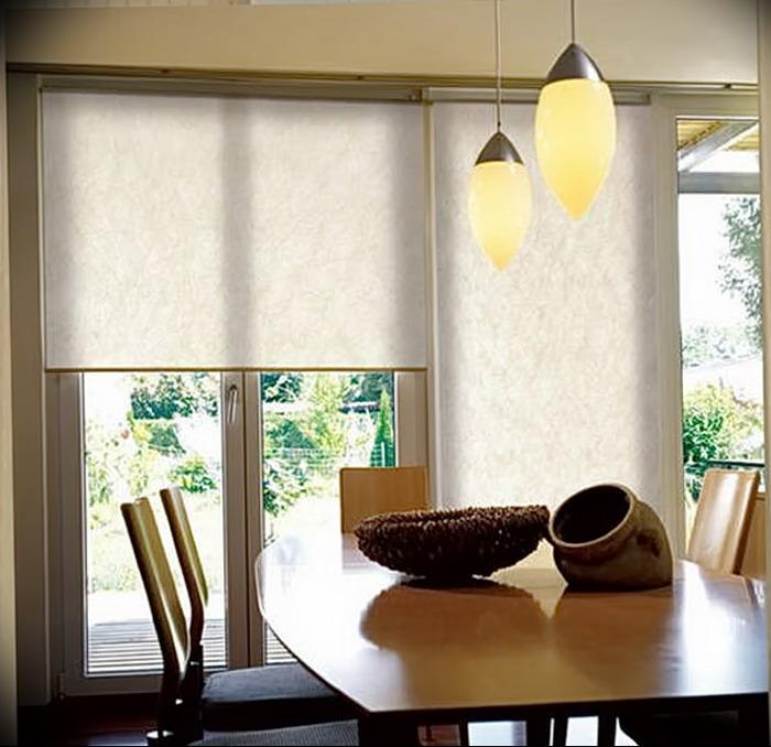 фото Жалюзи на окнах в интерьере от 08.08.2017 №012 - Blinds on windows in interior