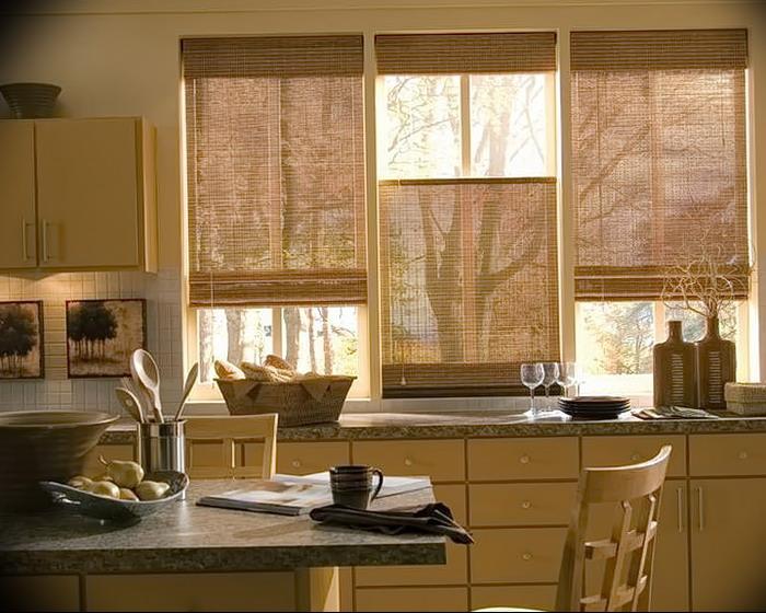 фото Жалюзи на окнах в интерьере от 08.08.2017 №024 - Blinds on windows in interior