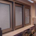 фото Жалюзи на окнах в интерьере от 08.08.2017 №068 - Blinds on windows in interior