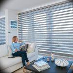 фото Жалюзи на окнах в интерьере от 08.08.2017 №082 - Blinds on windows in interior