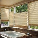 фото Жалюзи на окнах в интерьере от 08.08.2017 №096 - Blinds on windows in interior