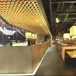 фото Интерьера японского ресторана от 07.08.2017 №006 - interior of a Japanese restauran