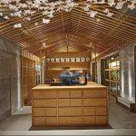 фото Интерьера японского ресторана от 07.08.2017 №008 - interior of a Japanese restauran 42342422