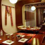 фото Интерьера японского ресторана от 07.08.2017 №016 - interior of a Japanese restauran