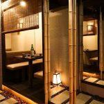 фото Интерьера японского ресторана от 07.08.2017 №018 - interior of a Japanese restauran