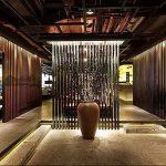 фото Интерьера японского ресторана от 07.08.2017 №024 - interior of a Japanese restauran