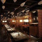 фото Интерьера японского ресторана от 07.08.2017 №026 - interior of a Japanese restauran