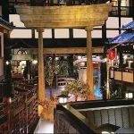 фото Интерьера японского ресторана от 07.08.2017 №028 - interior of a Japanese restauran