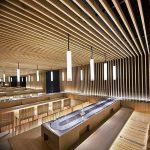 фото Интерьера японского ресторана от 07.08.2017 №032 - interior of a Japanese restauran