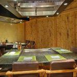 фото Интерьера японского ресторана от 07.08.2017 №033 - interior of a Japanese restauran