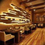 фото Интерьера японского ресторана от 07.08.2017 №037 - interior of a Japanese restauran