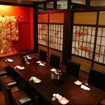 фото Интерьера японского ресторана от 07.08.2017 №038 - interior of a Japanese restauran
