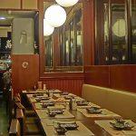 фото Интерьера японского ресторана от 07.08.2017 №040 - interior of a Japanese restauran