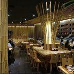 фото Интерьера японского ресторана от 07.08.2017 №047 - interior of a Japanese restauran